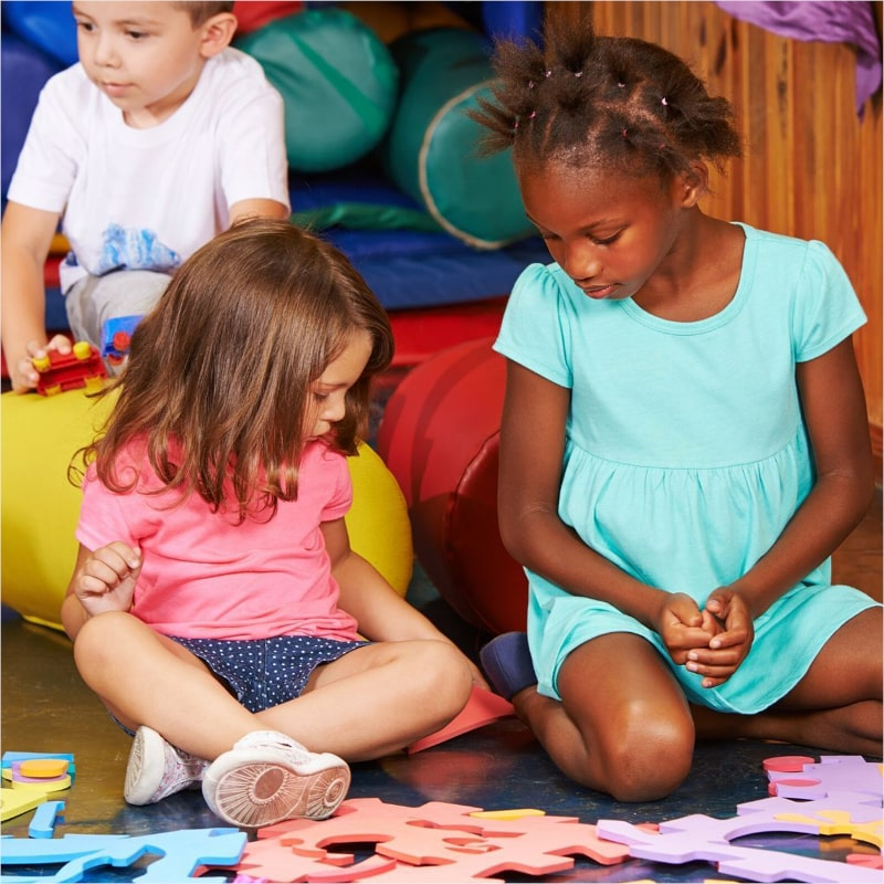 Speaking with young children about racism